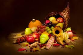 Business Investment and Thanksgiving