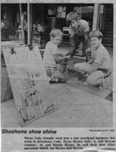 Shoe Shine Business Partners